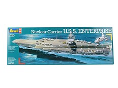 Nuclear Carrier U.S.S. Enterprise