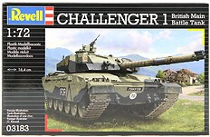 British Main Battle Tank CHALLENGER I
