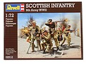 Scottish Infantry 8 Army WWII