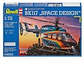 Eurocopter BK 117 Space Design