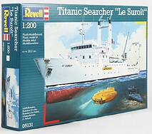 Titanic Searcher 'Le Suroit'