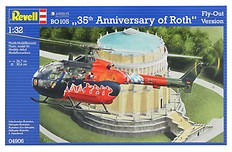 Bo-105 35 th Anniversary of Roth Fly - Out Version