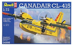 Canadair Bombadier CL-415