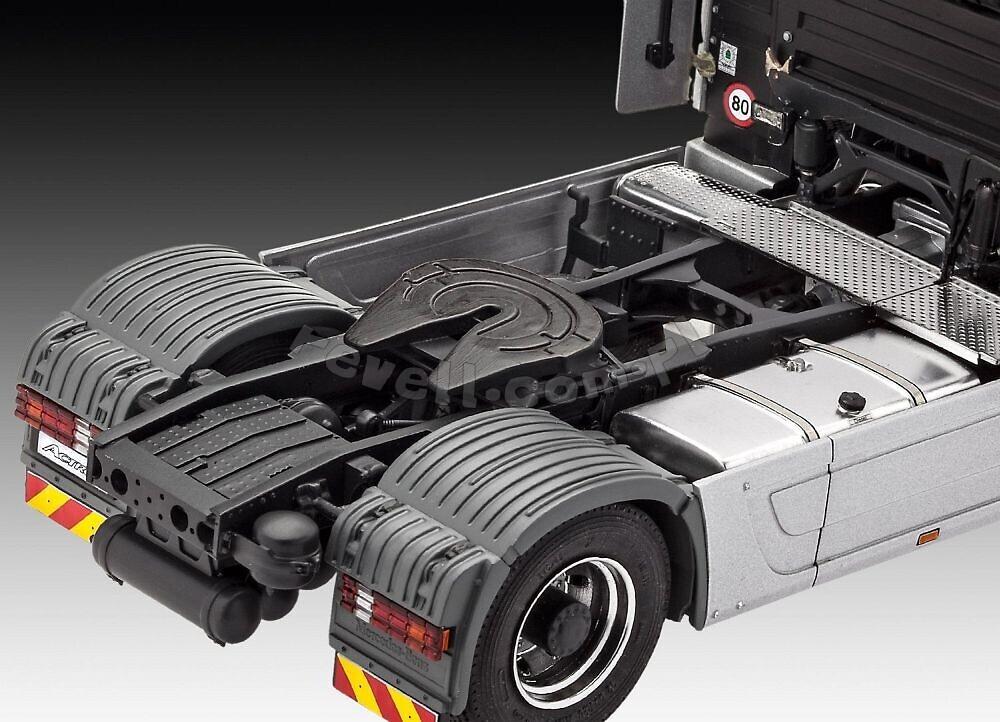 mercedes benz actros mp3 modele do sklejania dla. Black Bedroom Furniture Sets. Home Design Ideas