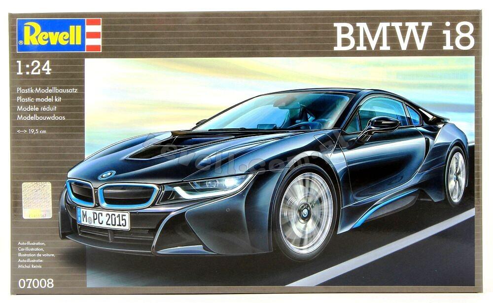 Bmw I8 Modele Do Sklejania Dla Modelarzy 10 Sklep Revell Com Pl