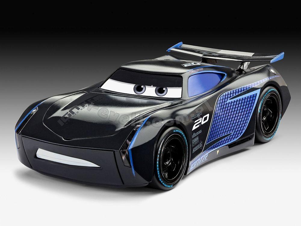 produkt archiwalny jackson storm cars 3  junior kit