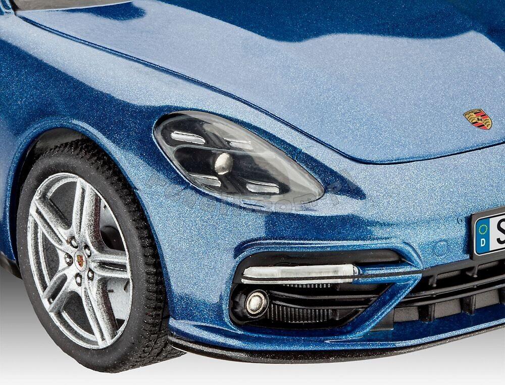 Revell Porsche Panamera >> Porsche Panamera Turbo - Modele do sklejania - dla modelarzy 10+ | Sklep Revell.com.pl