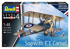 Sopwith F.1 Camel - British Legends 1918-2018