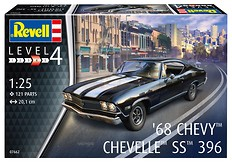 Chevy Chevelle SS 396 1968