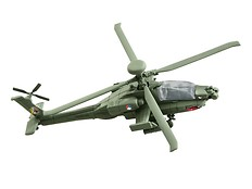 Build & Play AH-64 Apache