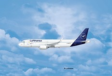 Airbus A320 Neo Lufthansa  New Livery