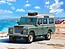 Land Rover Series III LWB 109 Station Wagon