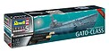 US Navy Submarine GATO-CLASS Limited Edition