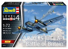 Junkers Ju 88 A-1 Battle of Britain